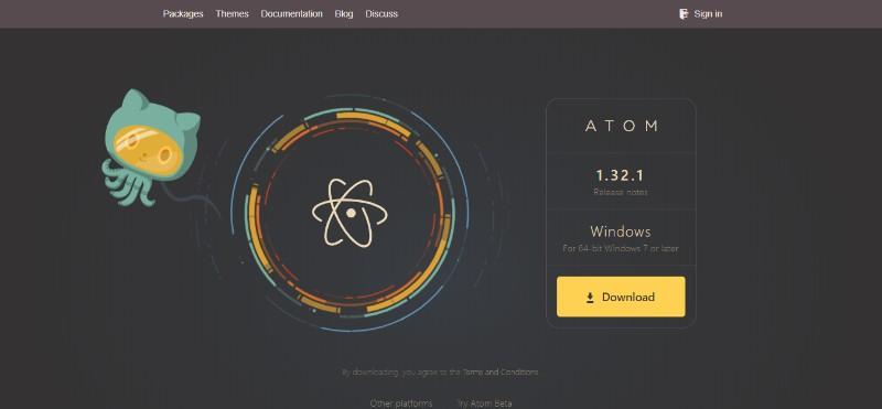 Atom IDE