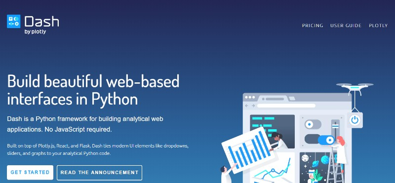 The best Python frameworks you can use in web development | TMS