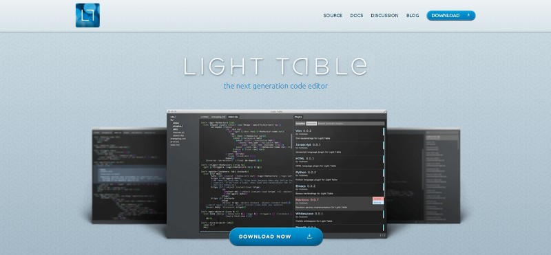 Light Table IDE