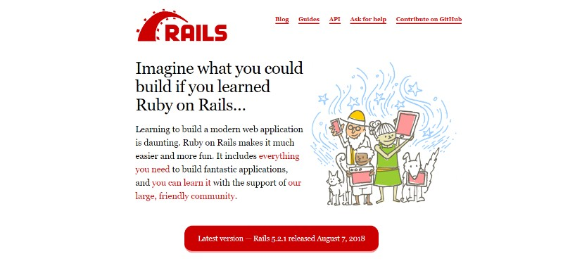 Web Development Frameworks Ruby on Rails
