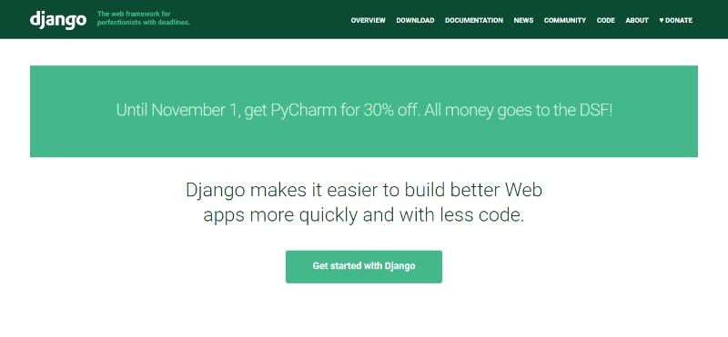 Web Development Frameworks Django
