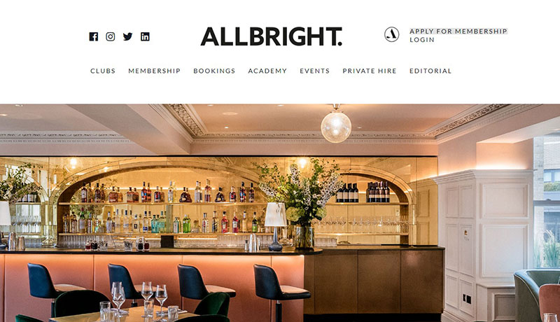The AllBright