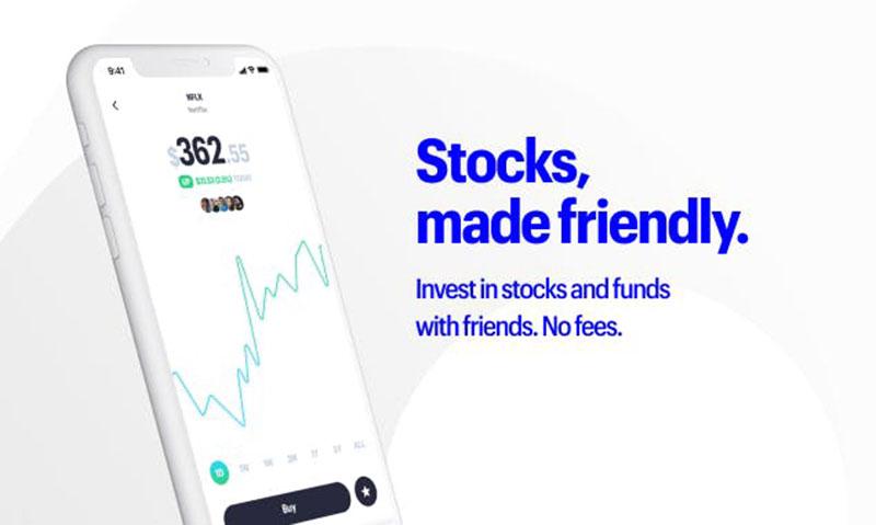 Matador– socializing while trading