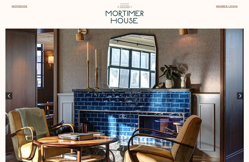 Mortimer House– Amazing London coworking space