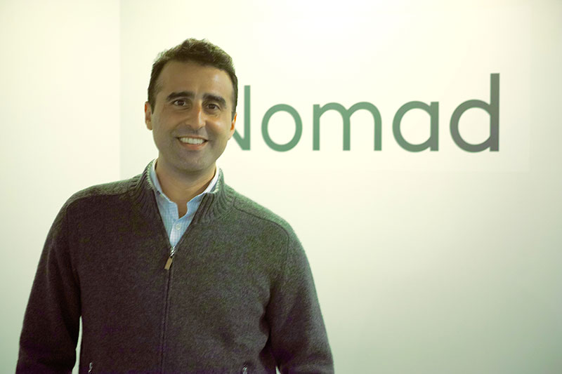 Startup advice - Alexi Nazem, co-founder and CEO ofNomad Health