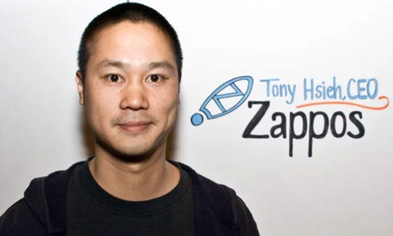Startup Advice - Tony Hsieh the founder of Zappos