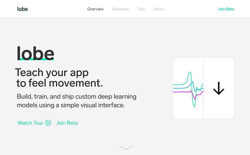 Lobe - Saas startups
