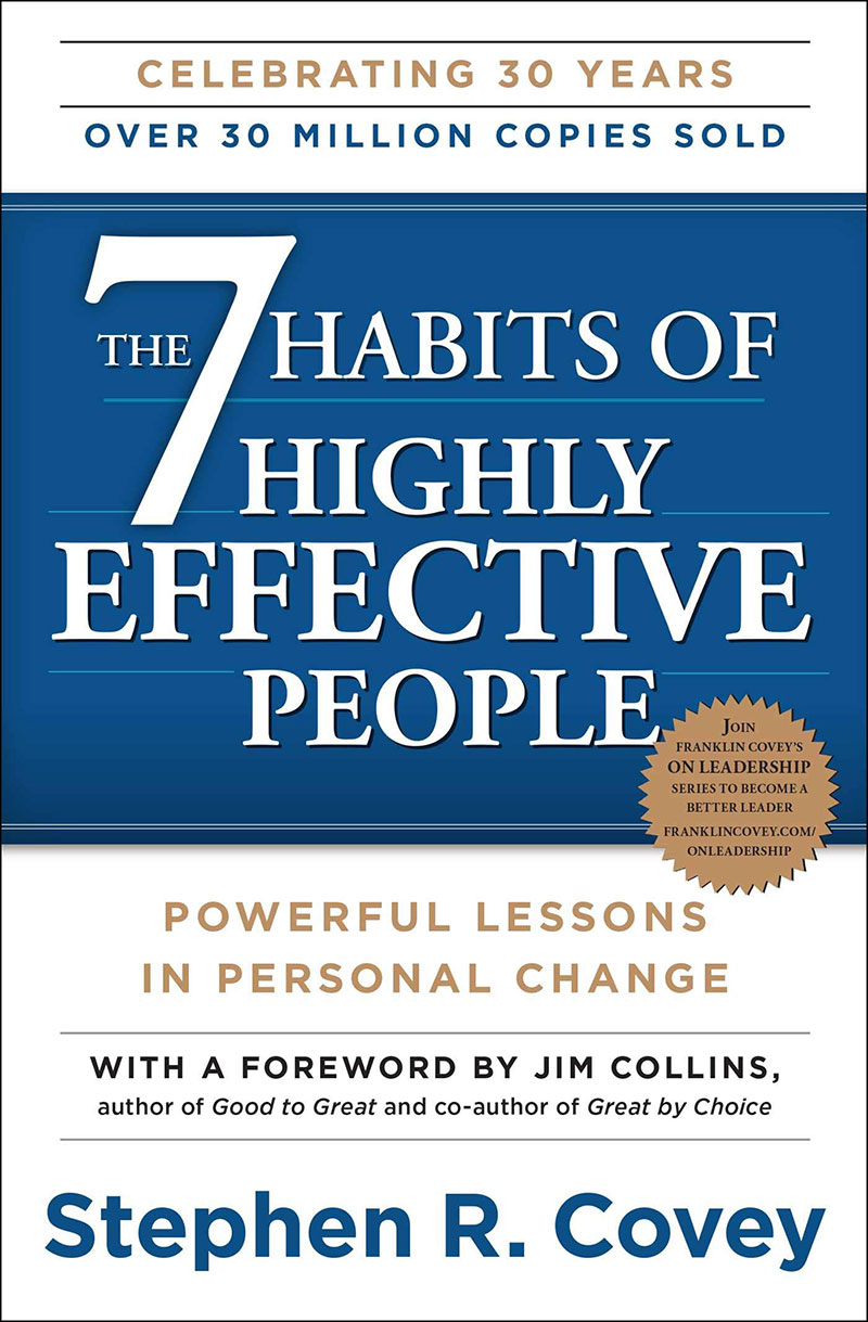 """The Seven Habits of Highly Effective People: Powerful Lessons in Personal Change"""""""