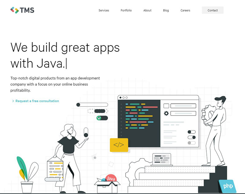 What Is SaaS Application Development and why use TMS?