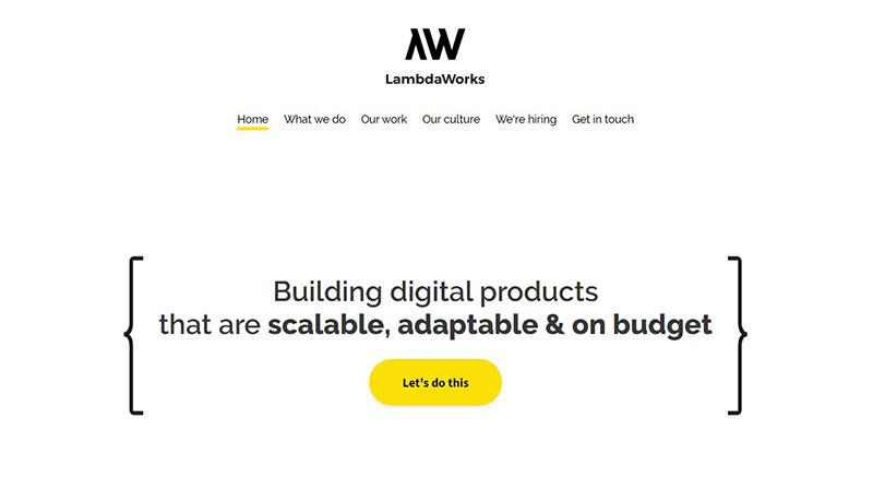 LambdaWorks