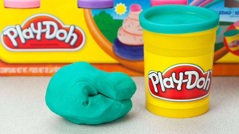 Business Pivot Examples - Play-Doh