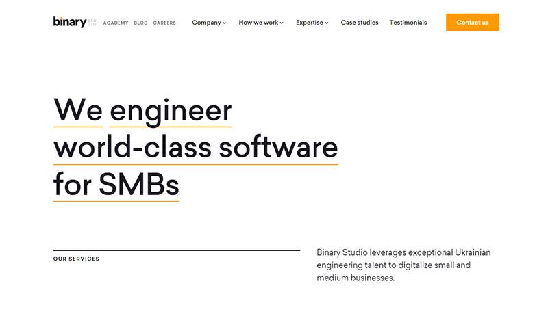 Binary Studio