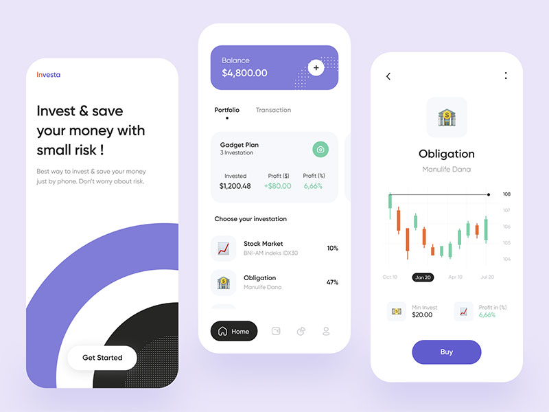 Investment Planner Apps
