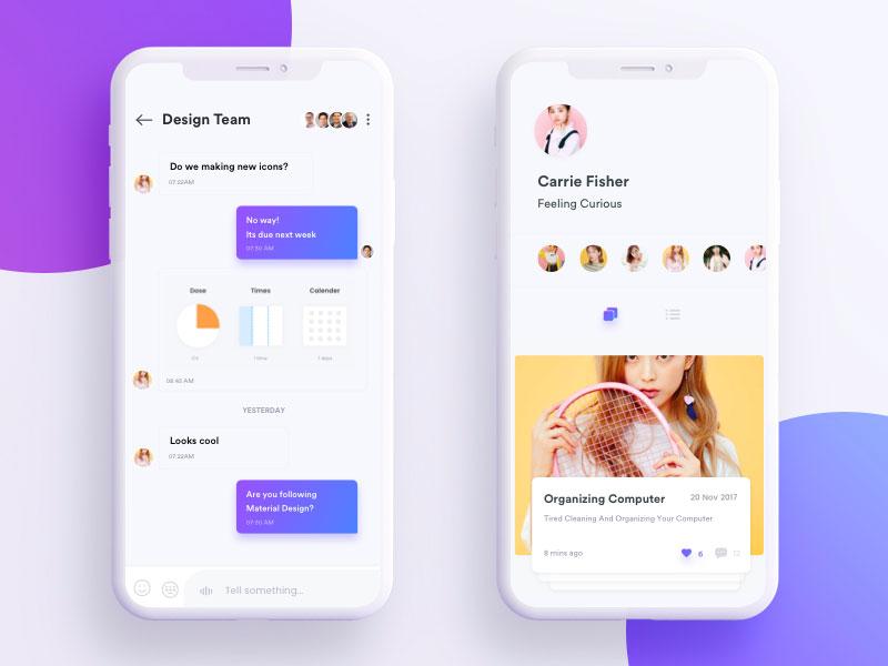 Startup Management App
