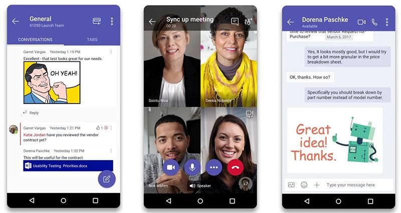 Team Management & Internal Communication Apps