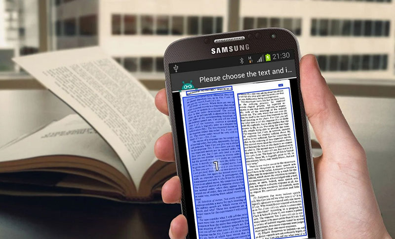 AI-Enabled Text Extraction Apps